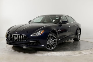 2019 MASERATI QUATTROPORTE S Q4 GRANLUSSO Sedan in Fort Lauderdale, FL at Ferrari of Fort Lauderdale
