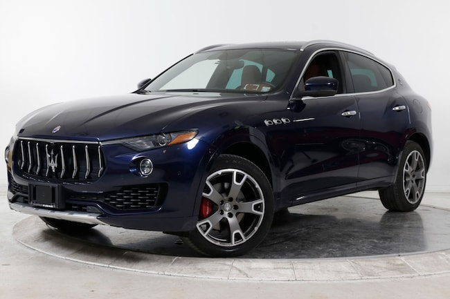 2017 MASERATI LEVANTE SUV for sale in Plainview, NY at Maserati of Long Island