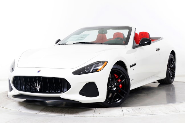 2019 MASERATI GT SPORT Convertible for sale in Plainview, NY at Maserati of Long Island
