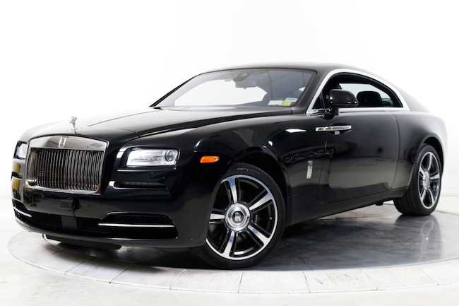 2016 ROLLS-ROYCE WRAITH Coupe for sale in Plainview, NY at Maserati of Long Island