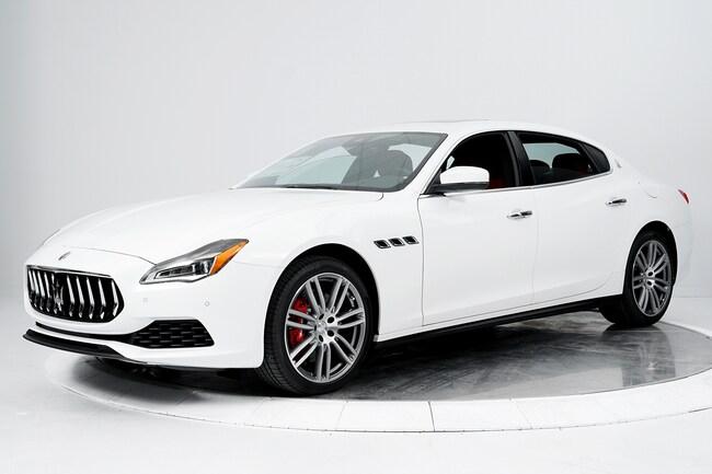 2018 MASERATI QUATTROPORTE Sedan for sale in Plainview, NY at Maserati of Long Island