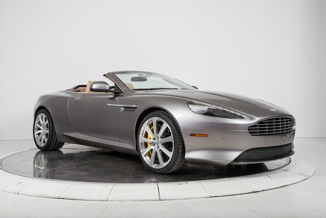 Used 2013 Aston Martin Db9 Volante For Sale Plainview Near Long