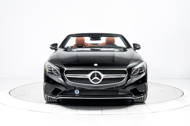 Used 2017 mercedes benz s class for sale ft lauderdale fl for Used mercedes benz s class for sale
