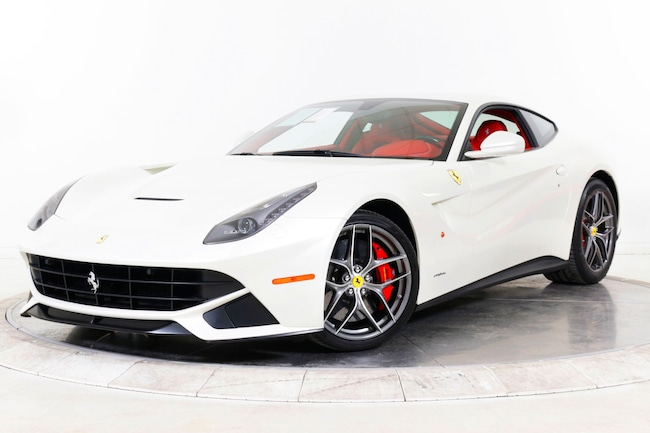 2017 FERRARI F12 BERLINETTA Coupe for sale in Plainview, NY at Maserati of Long Island