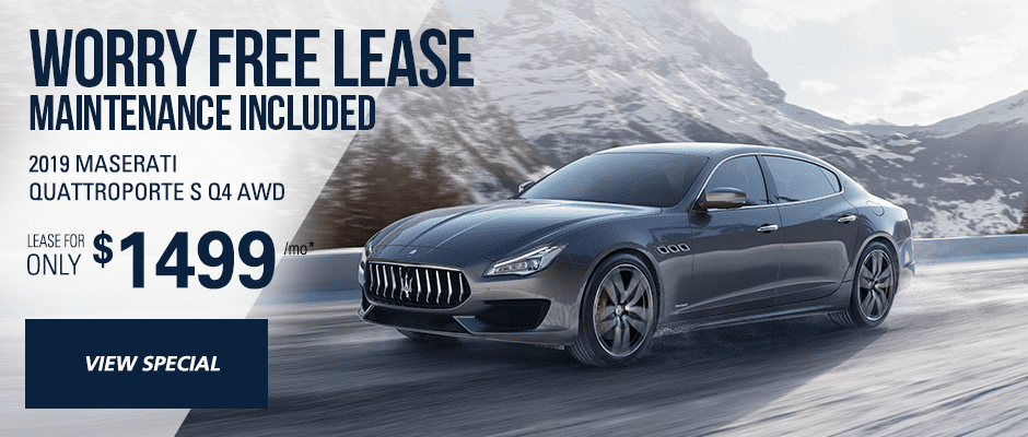 lease a new maserati with attractive lease deals in long island nyc