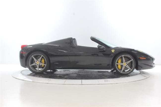 Used 2012 Ferrari 458 Spider For Sale Plainview Ny Near Long