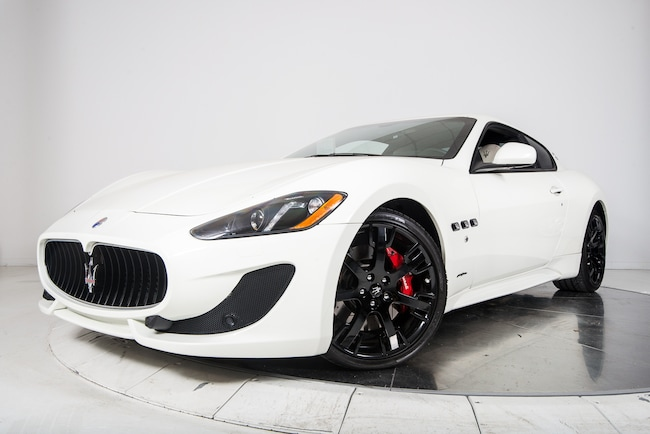 2014 MASERATI GT SPORT Coupe for sale in Plainview, NY at Maserati of Long Island