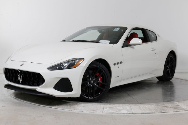 2018 MASERATI GT SPORT Coupe for sale in Plainview, NY at Ferrari of Long Island