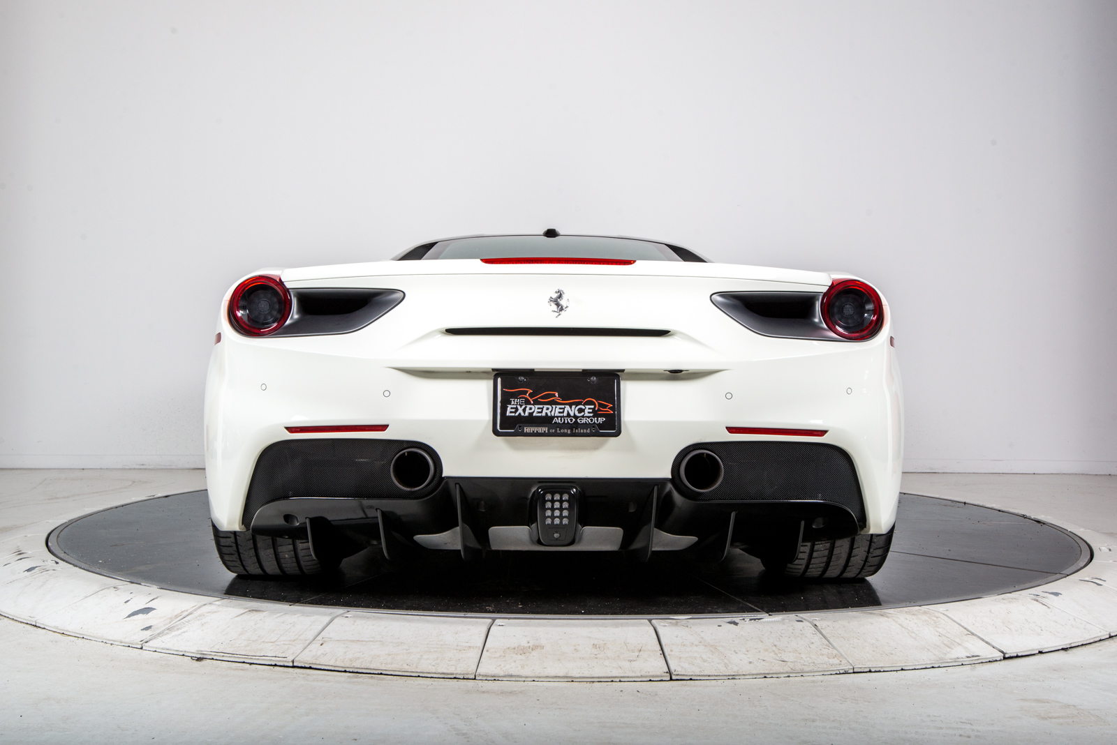 new ferrari 2016 white. 2016 ferrari 488 gtb coupe for sale in plainview, ny at maserati of long island new ferrari white