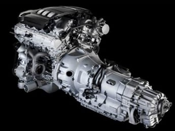Maserati's 8-speed ZF Transmission
