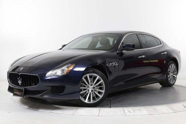 2016 MASERATI QUATTROPORTE S Q4 Car for sale in Great Neck, NY at Gold Coast Maserati
