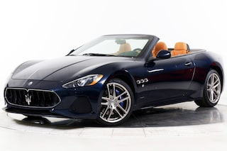 2019 MASERATI GT CONVERTIBLE SPORT Convertible in Great Neck, NY at Gold Coast Maserati