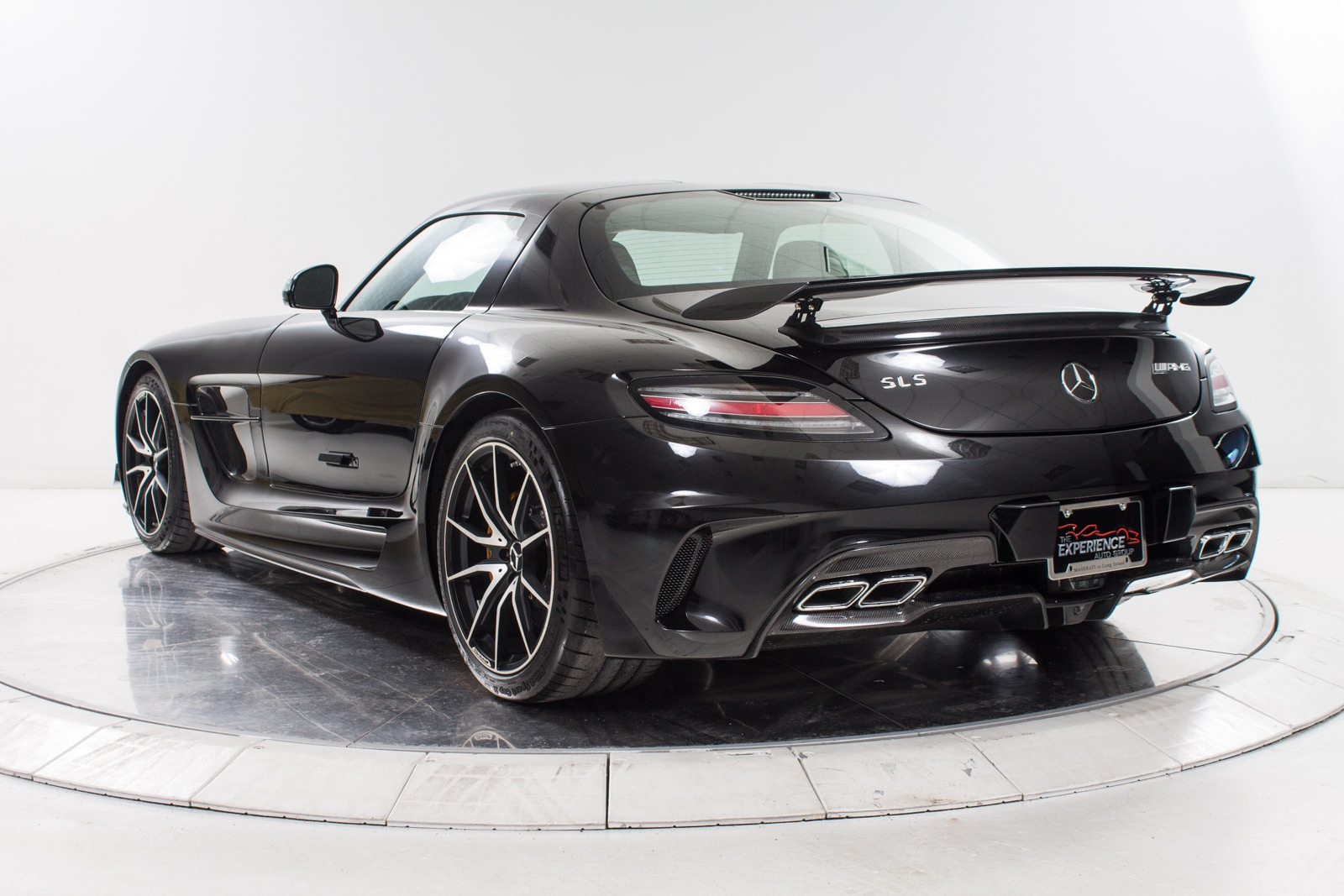 used 2014 mercedes benz sls amg black series for sale plainview near long island ny vin. Black Bedroom Furniture Sets. Home Design Ideas