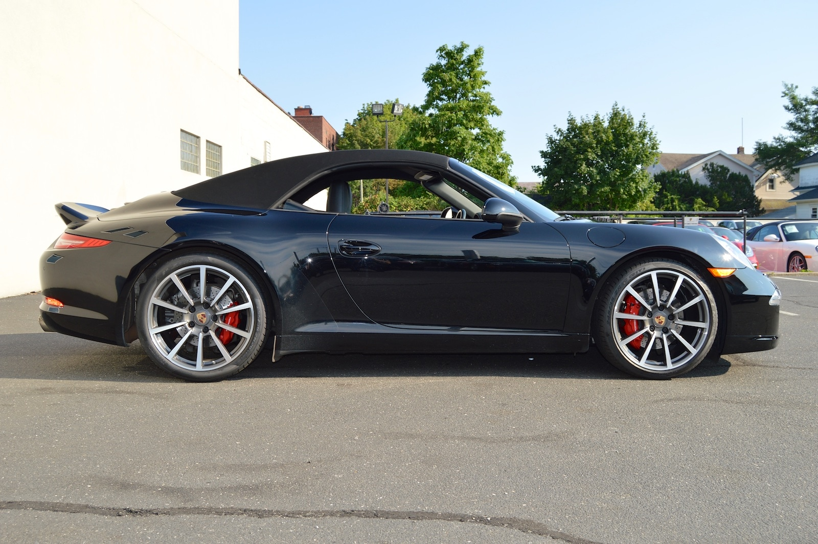 used 2013 porsche 911 carrera s cabriolet for sale