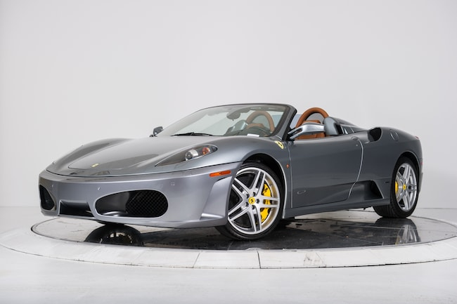 2009 FERRARI F430 SPIDER F1 Convertible for sale in Plainview, NY at Maserati of Long Island