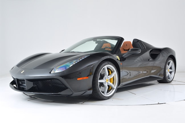 2018 FERRARI 488 SPIDER Convertible for sale in Fort Lauderdale, FL at Ferrari of Fort Lauderdale
