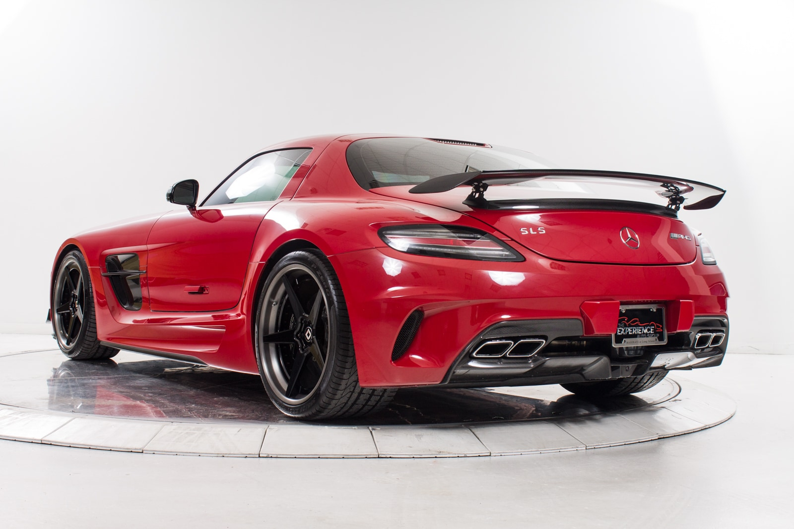 Used 2014 mercedes benz sls amg black series for sale for Mercedes benz of fort lauderdale pre owned