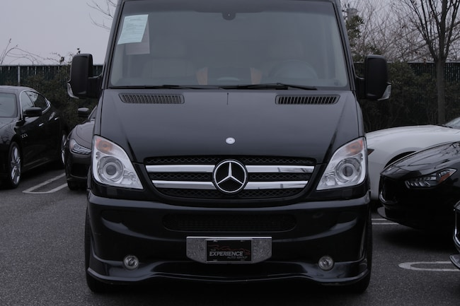Used 2013 mercedes benz sprinter 2500 for sale plainview for Mercedes benz of long island