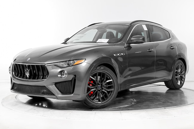 2019 MASERATI LEVANTE GTS SUV for sale in Plainview, NY at Maserati of Long Island