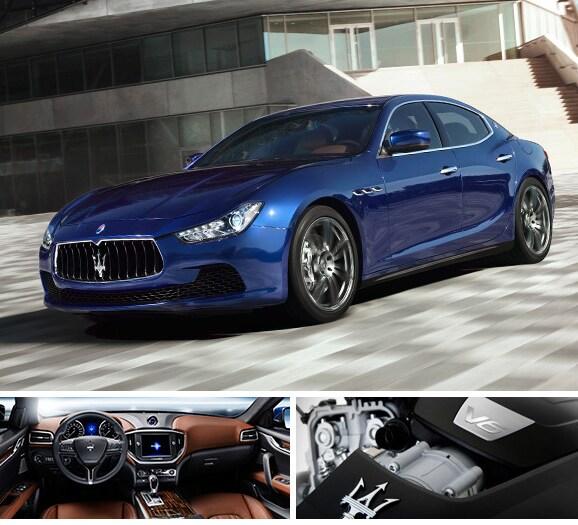 Lease a 2016 Maserati Ghibli from Maserati of Long Island