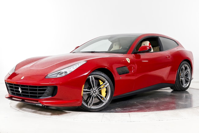 2018 FERRARI GTC4LUSSO Hatchback for sale in Plainview, NY at Ferrari of Long Island