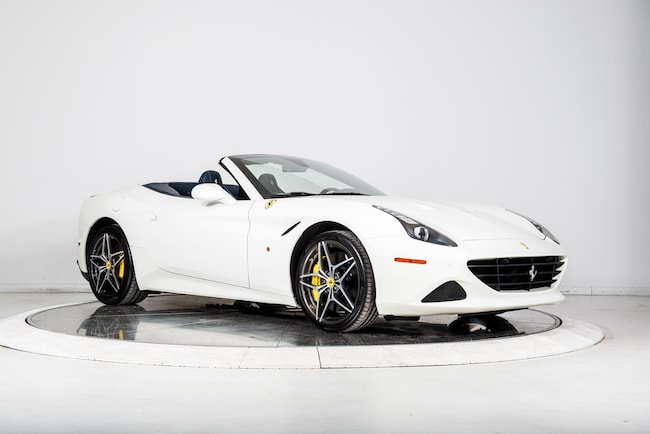 Used 2015 Ferrari California T For Sale Plainview Near Long Island