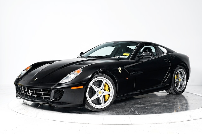 2010 FERRARI 599 GTB HGTE Coupe for sale in Fort Lauderdale, FL at Ferrari of Fort Lauderdale