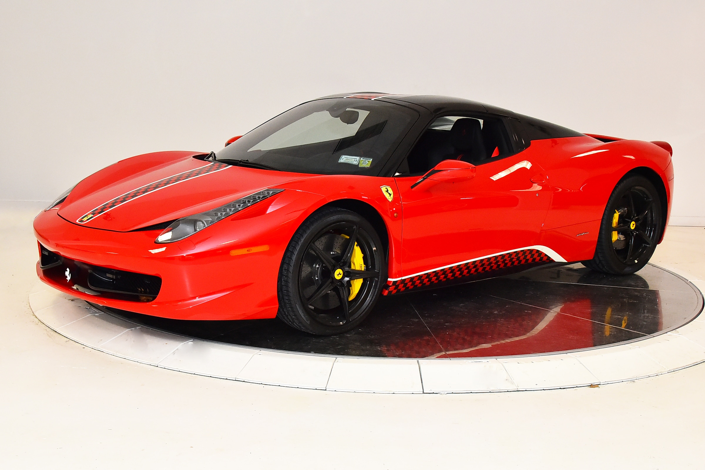 used 2014 ferrari 458 spider for sale plainview near long island ny vin zff68nha7e0196783. Black Bedroom Furniture Sets. Home Design Ideas