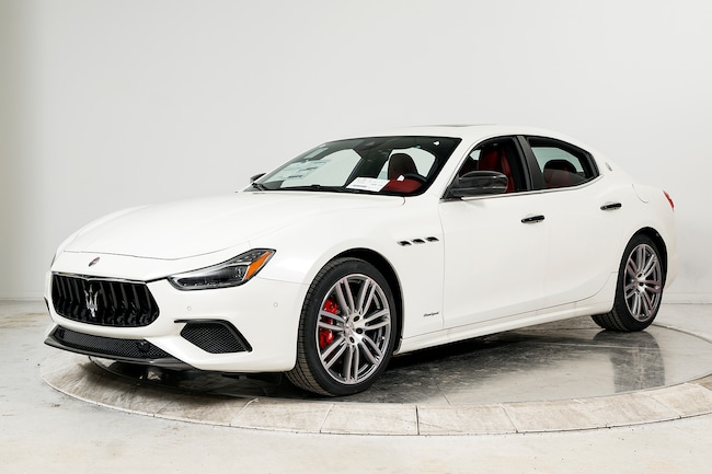 2018 MASERATI GHIBLI S Q4 GRANSPORT Sedan for sale in Plainview, NY at Maserati of Long Island