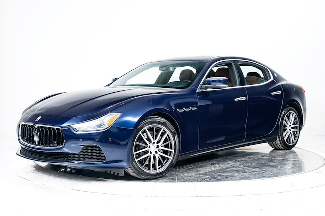 used 2014 maserati ghibli for sale | plainview ny near long