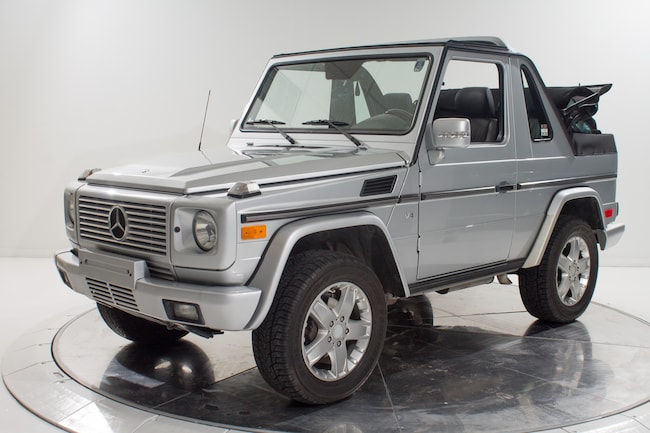 Used 2006 MERCEDES-BENZ G500 CONVERTIBLE For Sale ...