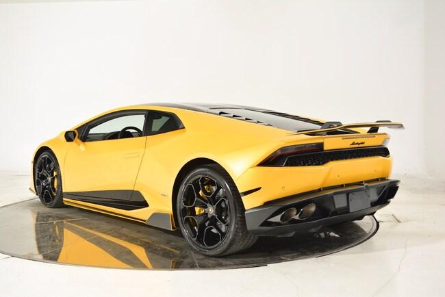 2016 Lamborghini Gallardo >> Used 2016 Lamborghini Huracan Lp 610 4 For Sale Plainview Near