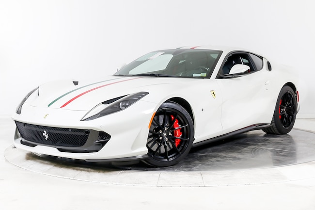 2018 FERRARI 812 SUPERFAST Coupe for sale in Plainview, NY at Ferrari of Long Island