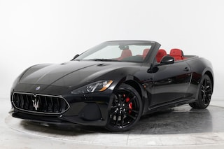2018 MASERATI GT CONVERTIBLE MC Convertible in Great Neck, NY at Gold Coast Maserati