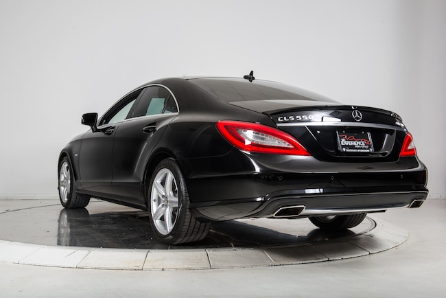 Used 2012 mercedes benz cls550 4matic for sale ft for Ft lauderdale mercedes benz