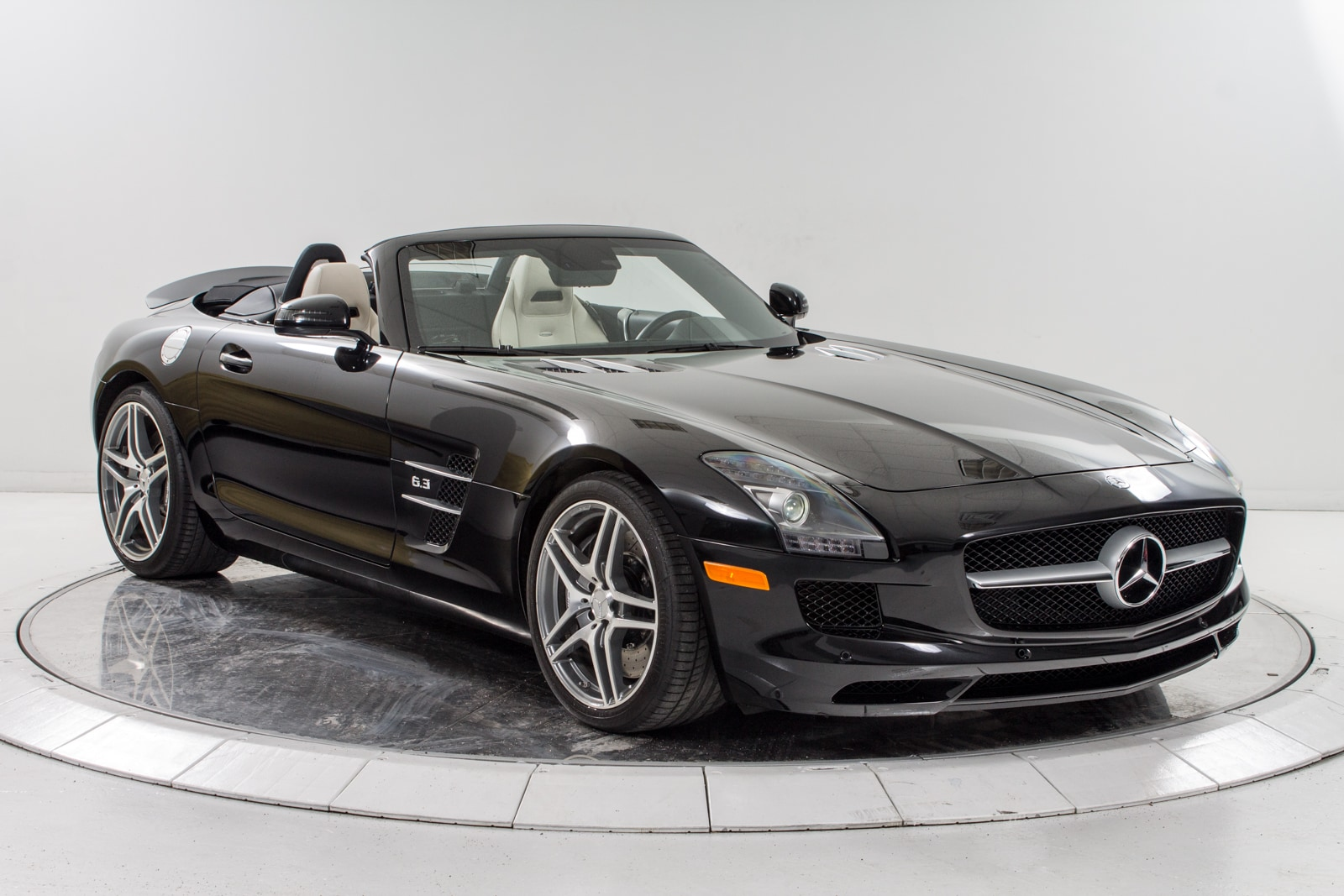 used 2012 mercedes benz sls amg roadster for sale