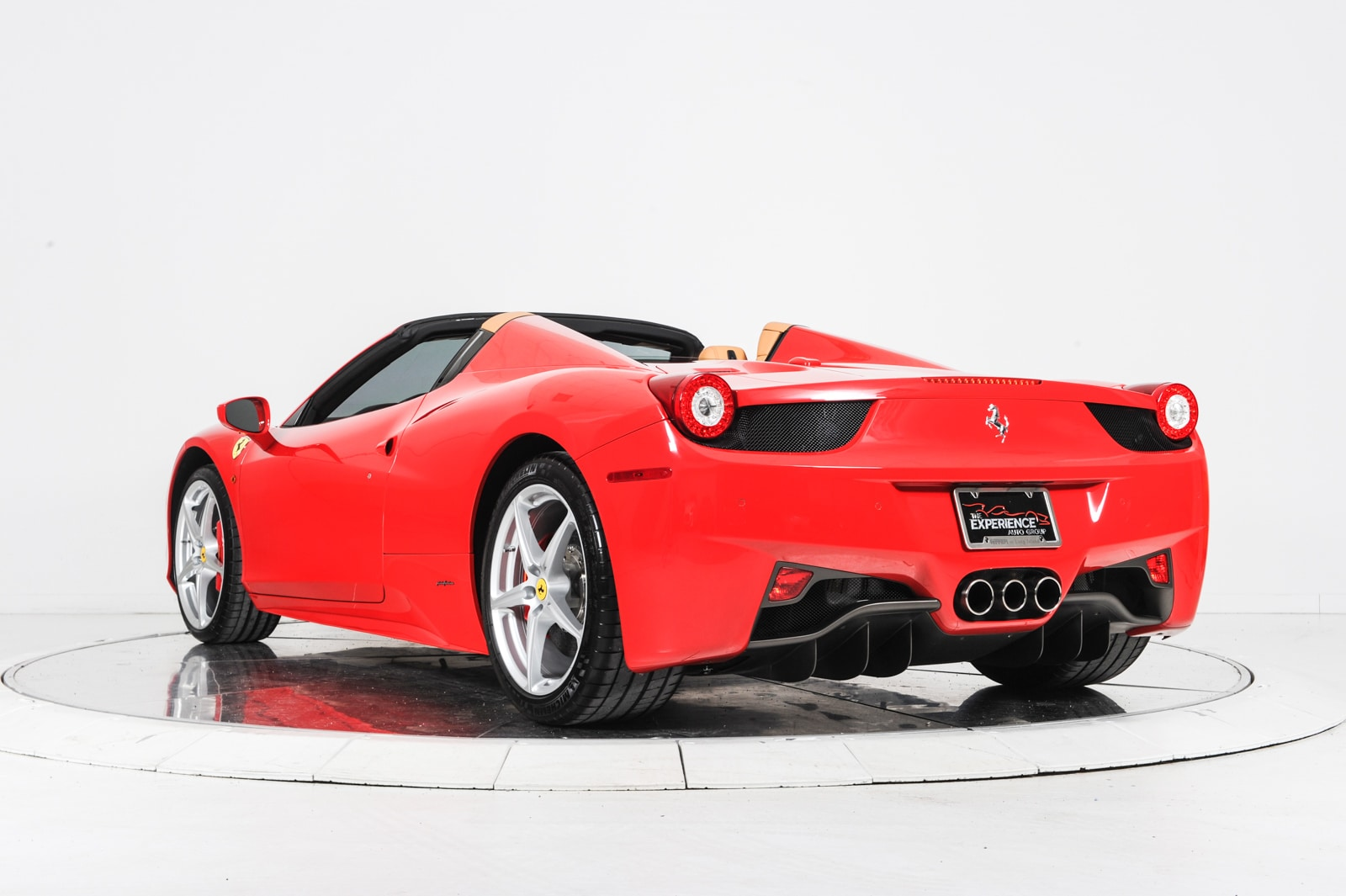 used 2012 ferrari 458 spider for sale plainview near long island ny vin zff68nha0c0188084. Black Bedroom Furniture Sets. Home Design Ideas
