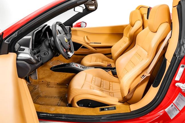 etobicoke ferrari ontario pkg carbon cars used italia fiber spider sale for