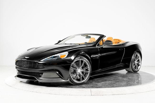 Used 2014 Aston Martin Vanquish Volante For Sale Plainview Near
