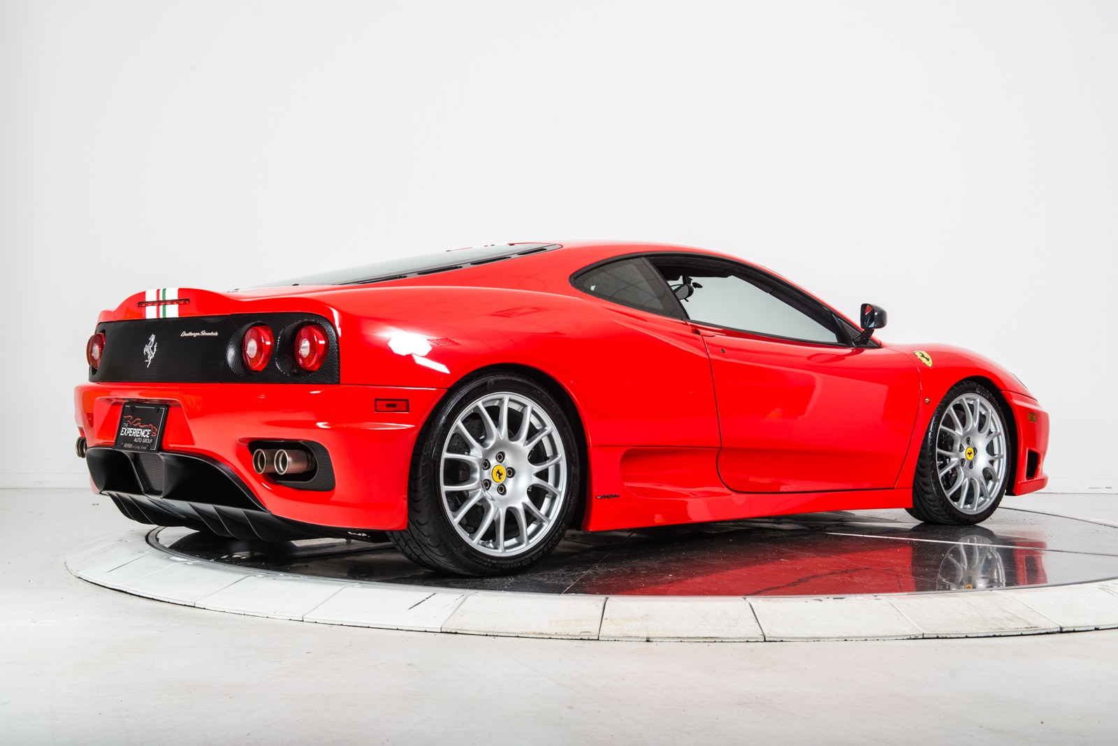 used 2004 ferrari 360 challenge stradale for sale plainview near long island ny vin. Black Bedroom Furniture Sets. Home Design Ideas