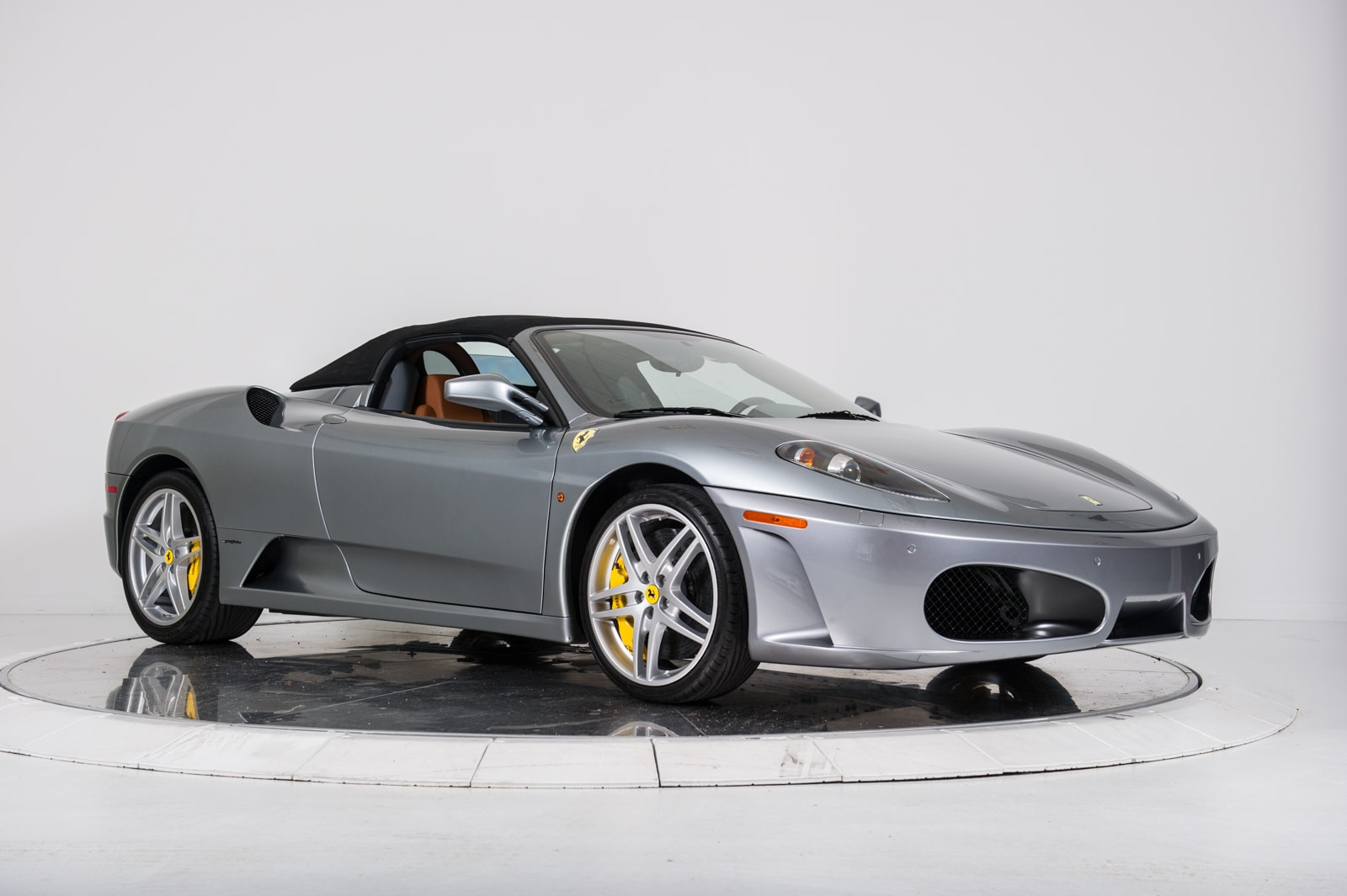 used 2009 ferrari f430 spider f1 for sale fort lauderdale fl. Black Bedroom Furniture Sets. Home Design Ideas