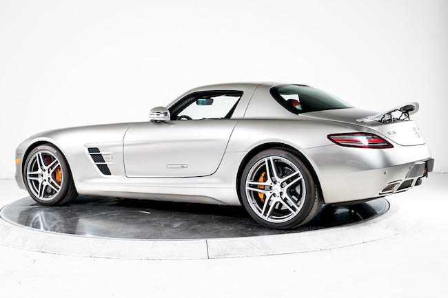 Used 2011 mercedes benz sls amg for sale plainview near for Mercedes benz dealers in long island ny