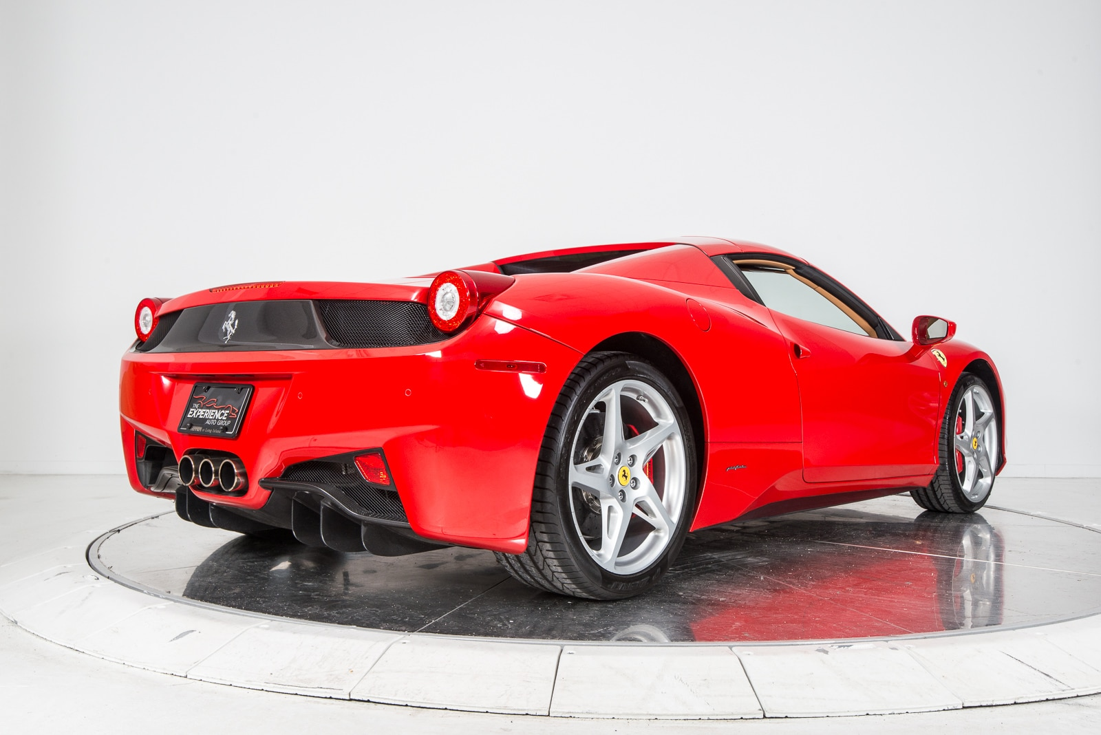 used 2014 ferrari 458 spider for sale plainview near long island ny vin zff68nhaxe0198463. Black Bedroom Furniture Sets. Home Design Ideas