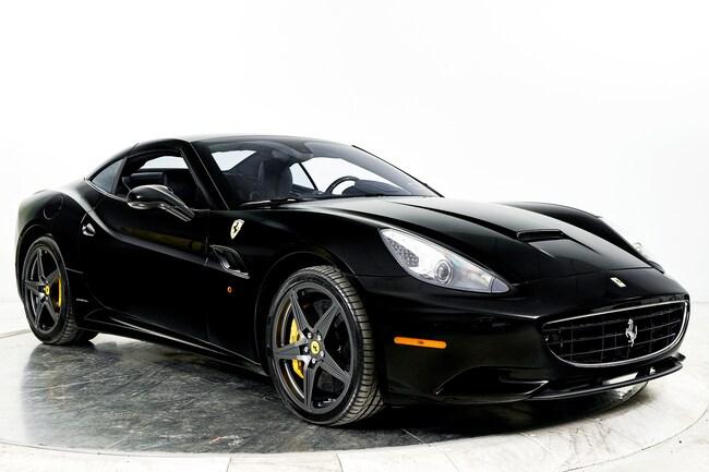 Used 2009 Ferrari California For Sale Plainview Near Long Island