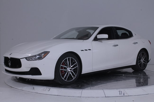 2015 MASERATI GHIBLI S Q4 S Q4 Sedan for sale in Plainview, NY at Maserati of Long Island