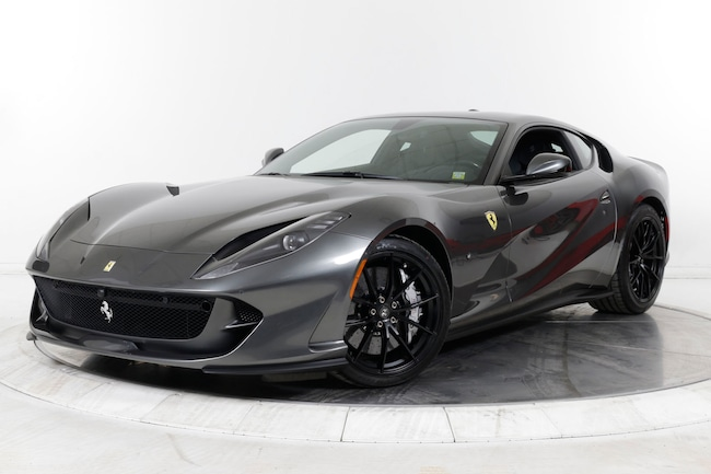 2019 FERRARI 812 SUPERFAST Coupe for sale in Plainview, NY at Ferrari of Long Island
