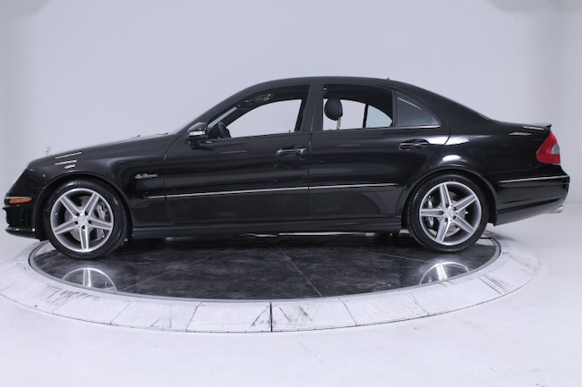 Used 2009 mercedes benz e63 amg for sale plainview near for Mercedes benz of long island