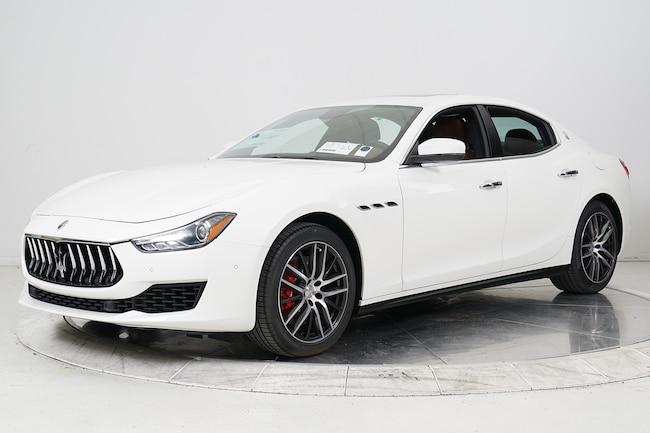 2018 MASERATI GHIBLI S Q4 Sedan for sale in Plainview, NY at Maserati of Long Island