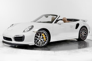 2015 PORSCHE 911 TURBO S CABRIOLET Cabriolet in Fort Lauderdale, FL at Ferrari of Fort Lauderdale