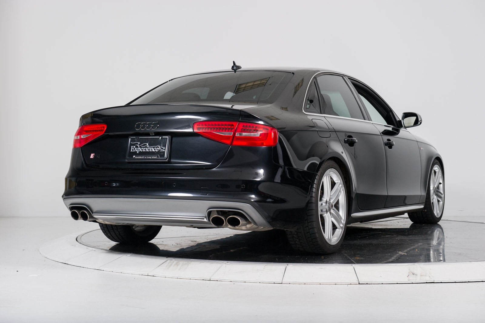 used 2014 audi s4 quattro in black for sale in nyc vin